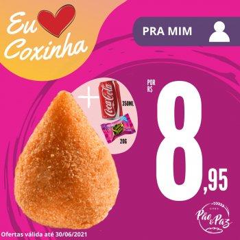 Combo Coxinha Pra Mim