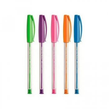 Caneta Trilux 1.0mm - Faber-Castell