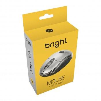 Mouse Com Fio - Bright