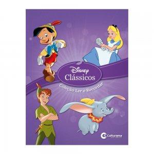 Livro Infantil Disney Clássicos - Culturama