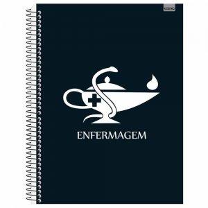 Caderno Profissão Enfermagem 96Fls - SD