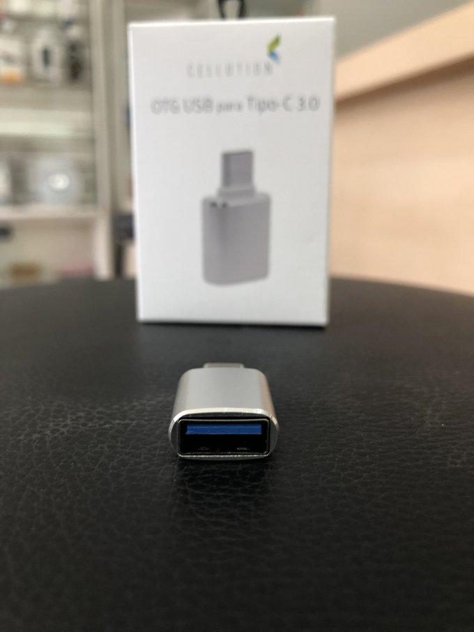 Adaptador USB para Tipo-C 3.0 CELLUTION
