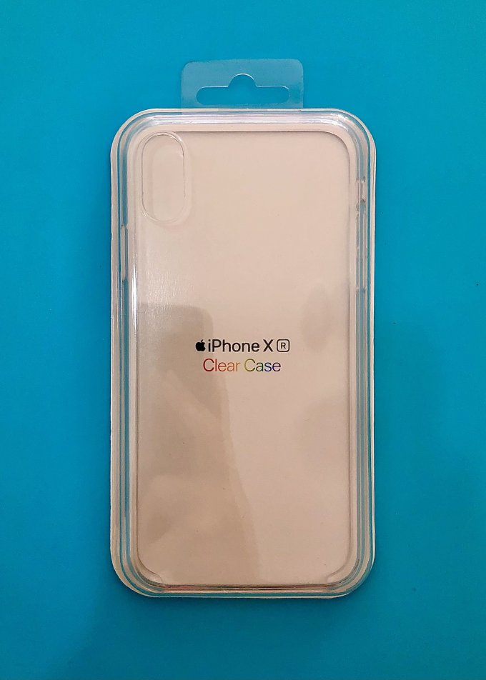 Clear Case / iPhone XR