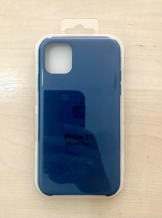 Silicone Case/ iPhone 11