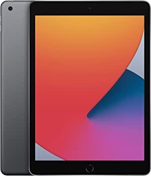 iPad 8 geração Wi-Fi 128gb Preto